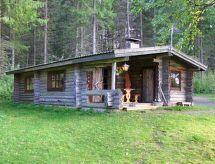 Asikkala - Casa de vacaciones Peltotupa, pätiälän kartanon loma-asunno