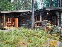 Asikkala - Dom wakacyjny Kultaranta, pätiälän kartanon loma-asunn