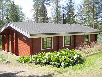 ferienhaus kankola in asikkala finnland. Black Bedroom Furniture Sets. Home Design Ideas