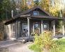 Foto 1 interior - Casa de vacaciones Ukko, leppäniemen hirsihuvilat, Hämeenlinna