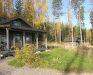 Foto 13 interior - Casa de vacaciones Ukko, leppäniemen hirsihuvilat, Hämeenlinna