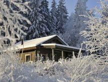 Hämeenlinna - Casa Ahti, leppäniemen hirsihuvilat