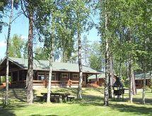 Ikaalinen - Vakantiehuis Kivitasku