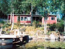Lempäälä - Holiday House Sotavallan lomamökit, noitakivi