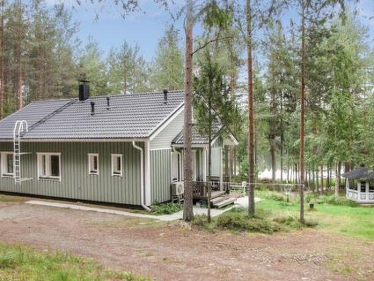 met je hond naar dit vakantiehuis in Padasjoki