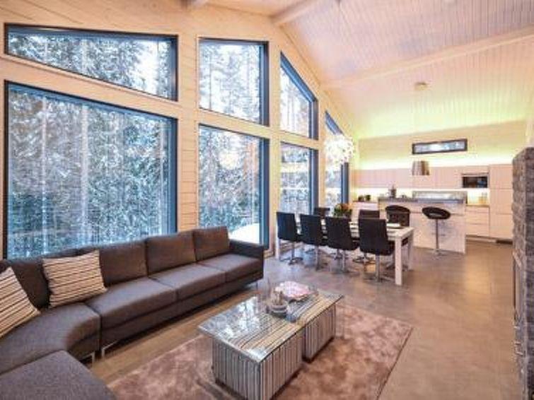 Ferienhaus Villa borealis