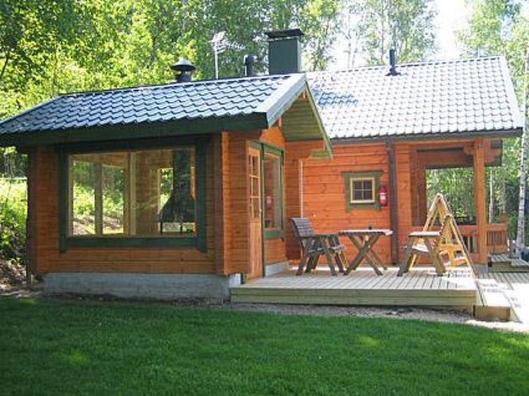 met je hond naar dit vakantiehuis in Ruovesi