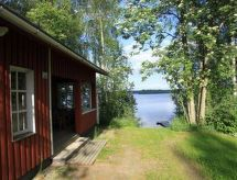 Suodenniemi - Ferienhaus Pihlajatupa, rantahujon lomamökit