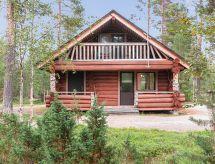 Raattama - Vakantiehuis Jäkälä