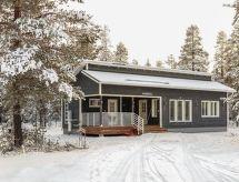 Raattama - Maison de vacances Kuukkeli