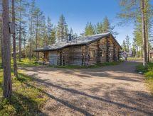 Äkäslompolo - Vacation House Maahismajat 4