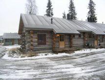 Äkäslompolo - Vacation House Sapara i 31/ nuppula