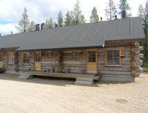 Äkäslompolo - Maison de vacances Teerentie / karhunpesä d13