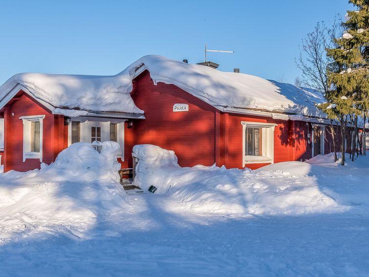 met je hond naar dit vakantiehuis in Äkäslompolo