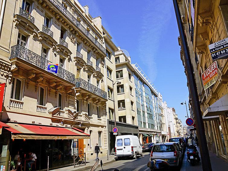Ferienwohnung Paris/8