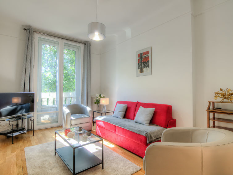 Lägenhet Boulevard Suchet