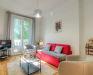 Appartement Boulevard Suchet, Paris 16, Zomer