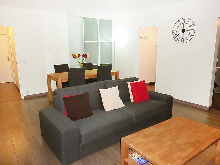 Lägenhet Emile Zola