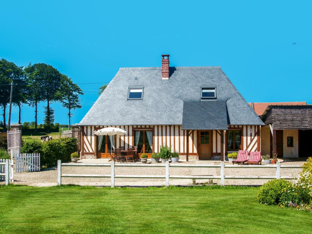 Ferienhaus La Masûrane (AVE700) (443488), Angerville la Martel, Seine-Maritime, Normandie, Frankreich, Bild 19