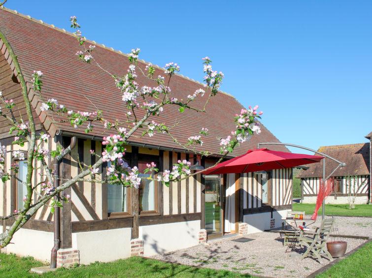 Maison de vacances La Prairie (CRB400)
