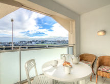 Deauville-Trouville - Ferienwohnung Le Beach
