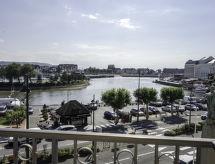 Deauville-Trouville - Appartement Amiral de Maigret