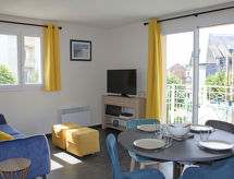 Deauville-Trouville - Ferienwohnung Les Jardins du Vallon