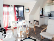 Deauville-Trouville - Appartement Les Jardins du Yacht Club