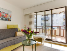 Deauville-Trouville - Apartment Le Fairway