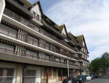Deauville-Trouville - Ferienwohnung La Deauvillaise