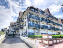 Deauville-Trouville - Appartamento Le Carol Park