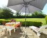 Ferienhaus Le Pressoir, Deauville-Trouville, Sommer