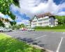 Bild 13 Aussenansicht - Ferienwohnung Le Cap Bleu, Deauville-Trouville