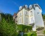 Apartamento Marie Hélène, Deauville-Trouville, Verano