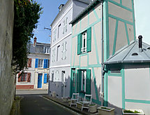 Deauville-Trouville - Holiday House de pêcheur
