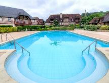 Deauville-Trouville - Apartment Domaine de Clairefontaine