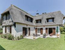 Deauville-Trouville - Maison de vacances Côte Fleurie