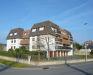 Appartement Le Chandoleine, Cabourg, Zomer