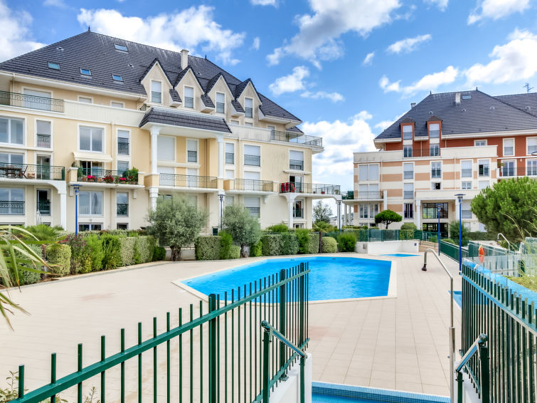 Apartment La Presqu\'île in Cabourg, France FR1807.132.8 | Interhome