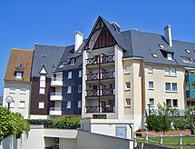 Francie, Normandie, Cabourg