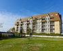 Apartamento La Bizontine, Cabourg, Verano