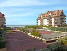 Francie, Normandie, Cabourg