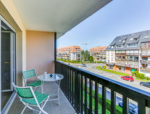 Villers sur mer - Appartement Deauville 2000