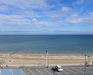 Apartment Le Grand Cap, Villers sur mer, Summer