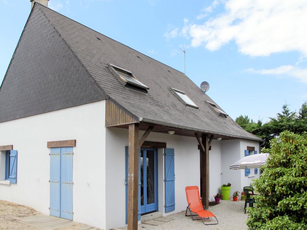 Ferienhaus Les Mouettes (HSM401) (1147700), Hauteville sur Mer, Manche, Normandie, Frankreich, Bild 1