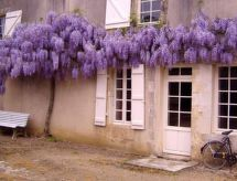 Vouvant - Vakantiehuis La Petite Loge