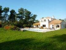 Soullans - Vakantiehuis Ferienhaus mit Pool (LLS110)