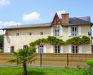 Casa de vacaciones Le Logis du Chateau, Challans, Verano