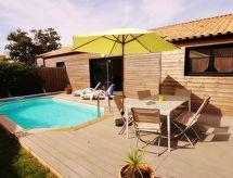 Talmont Saint Hilaire - Vakantiehuis Villa Arméria