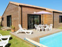 Talmont Saint Hilaire - Vakantiehuis Villa Les Oyats